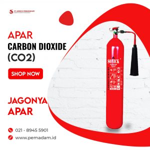 distributor dan supplier alat pemadam api jual apar co2 murah